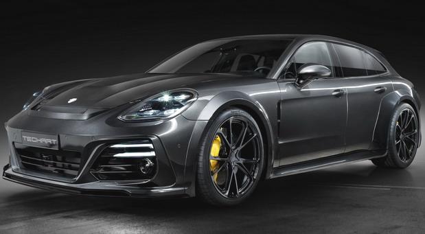 TechArt Porsche Panamera Grand GT