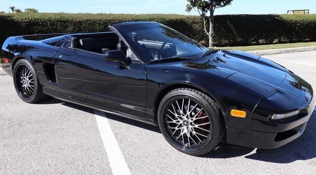 Acura NSX Cabrio