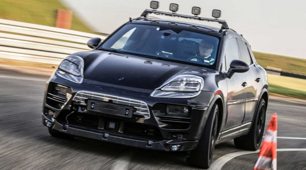 Električni Porsche Maca