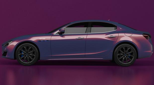 Maserati Ghibli Hybrid Love Audacious