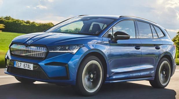 Škoda Enyaq Sportline iV
