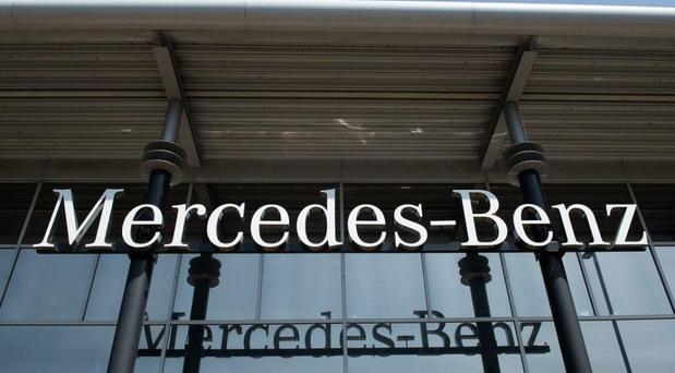 Mercedes prodaja