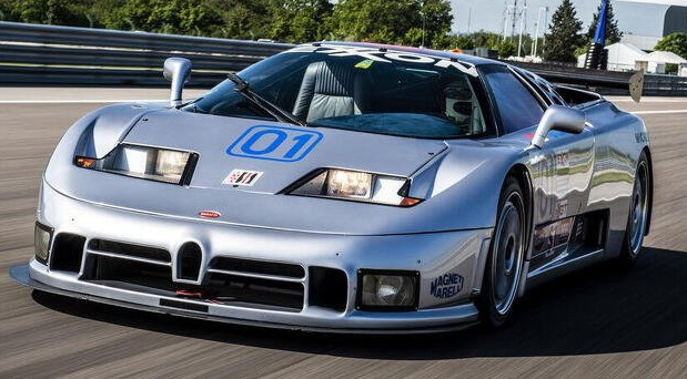 Bugatti EB110 Sport Competizione