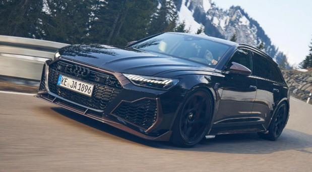 Audi RS6 Johann Abt Signature Edition