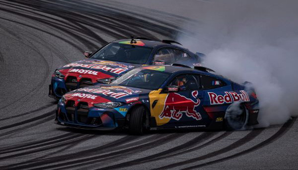 BMW M i Red Bull