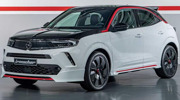 Irmscher Opel Mokka