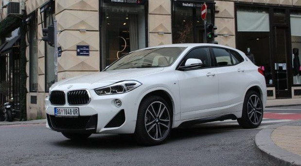BMW X2 sDrive 18d M Sport