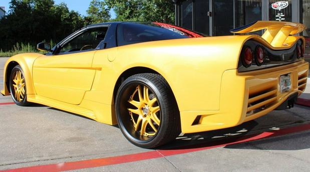 VeilSide Acura NSX