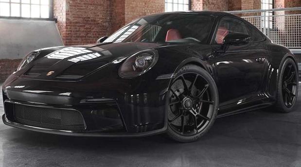 Porsche Exclusive 911 GT3 Touring