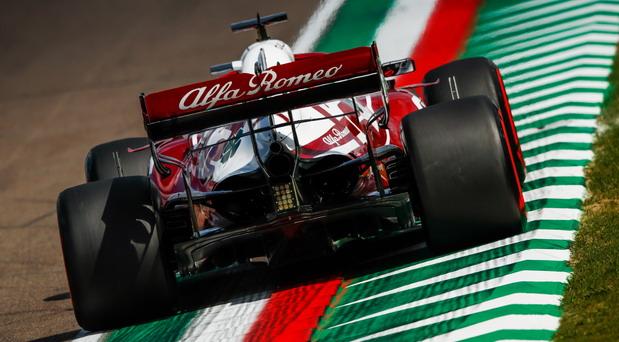 Alfa Romeo i Sauber Motorsport
