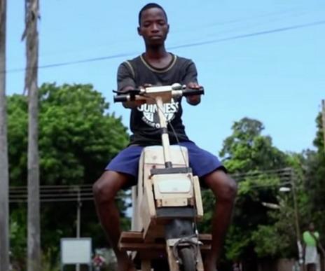 Tinejdžer iz Gane