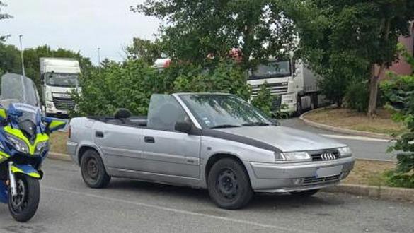 Citroen Audi