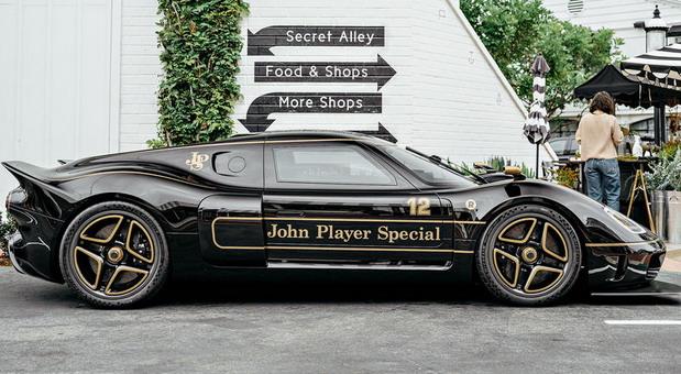 Radford 62-2 John Player Special