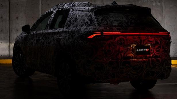Dodge crossover