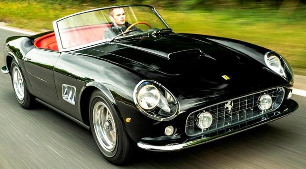 GTO Engineering Ferrari 250 GT California Spyder