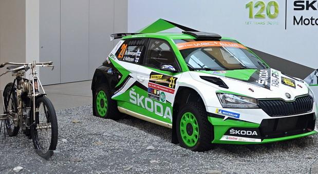 120 godina ŠKODA Motorsporta