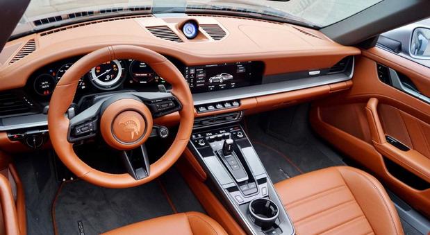 Ares Design Porsche 992 Targa