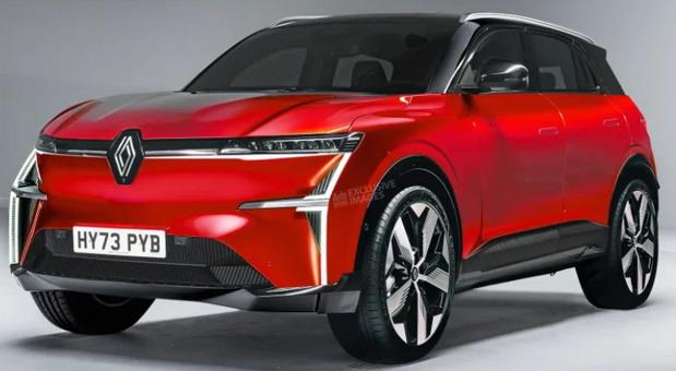 Renault SUV EV