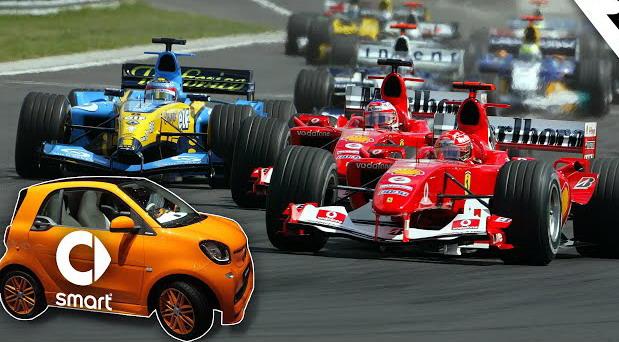 Smart F1