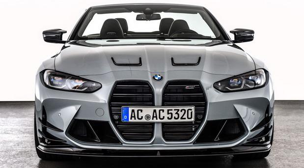 AC Schnitzer BMW M4 Cabrio