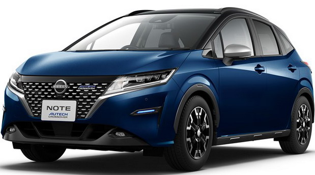 Nissan Note Autech Crossover