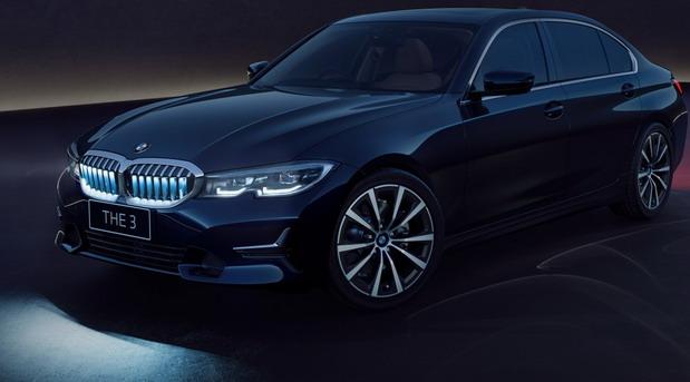 BMW 3 Gran Limousine Iconic Edition