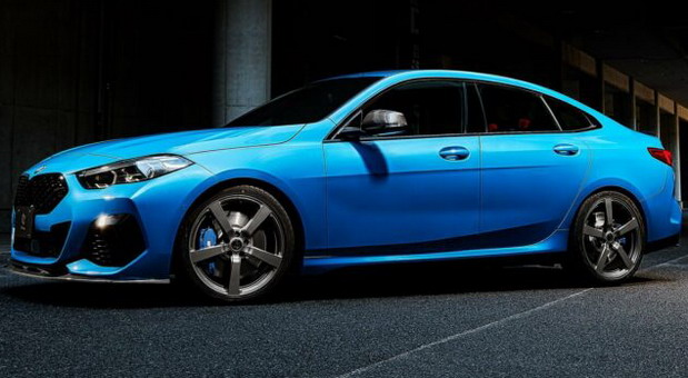 3D Design BMW Serije 2 Gran Coupe