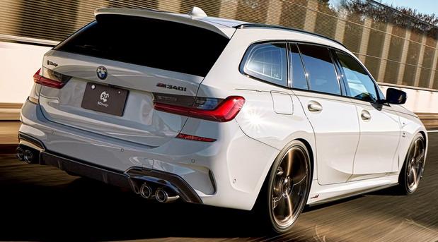 3D Design BMW M340i Touring