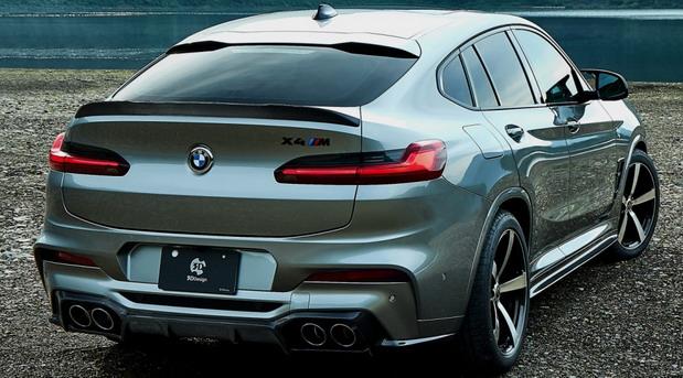 3D Design BMW X4 M