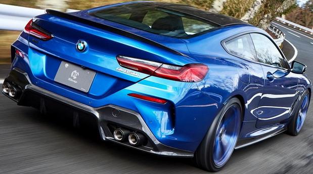 3D Design BMW Serije 8