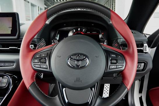 3D Design Toyota Supra