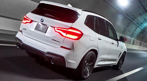 3D Design BMW X3