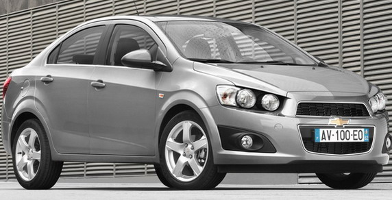 Chevrolet je na primeru novog Aveo modela dokazao da i male limuzine