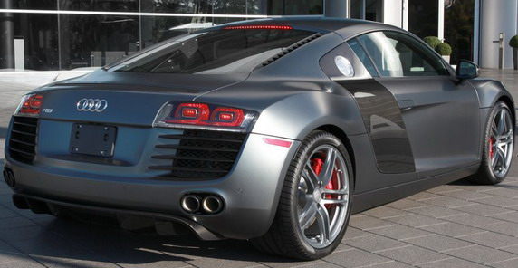 2012 Audi R8 Exclusive Selection Edition Bhtuning Tuning