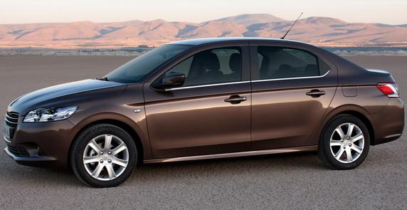 Peugeot je objavio nove slike modela 301 koji će se između ostalog