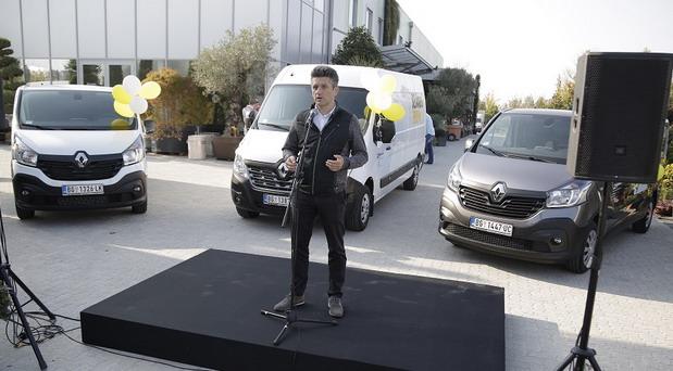 Renault AK Kompresor