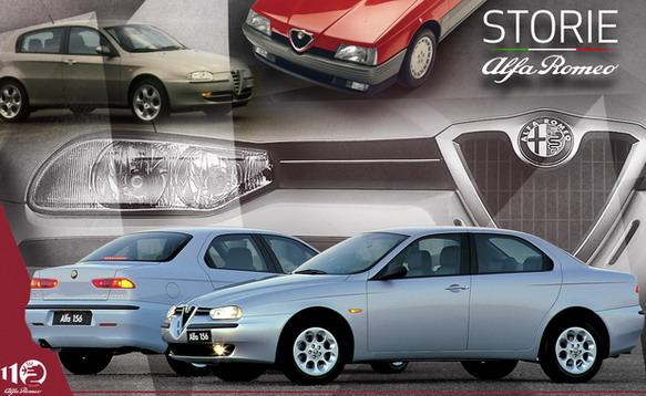 Storie Alfa Romeo