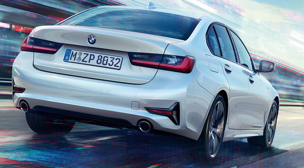 BMW 318d Sport Line
