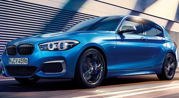 Akcijska ponuda BMW Serije 1 Edition M Sport Shadow