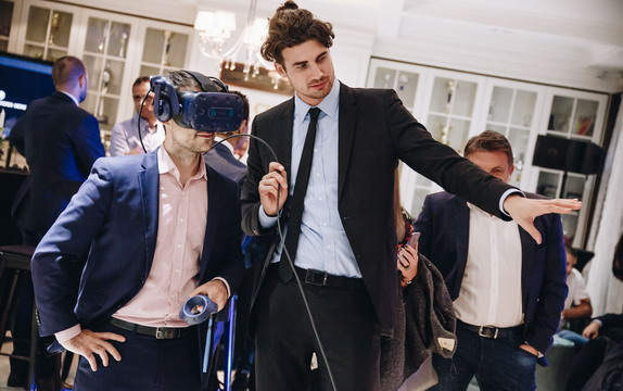 BMW Virtual Reality