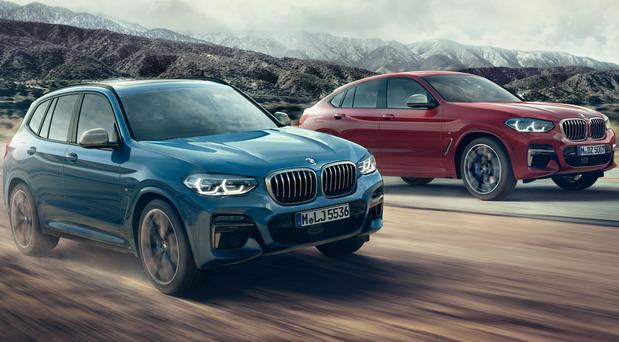 BMW X3 i BMW X4