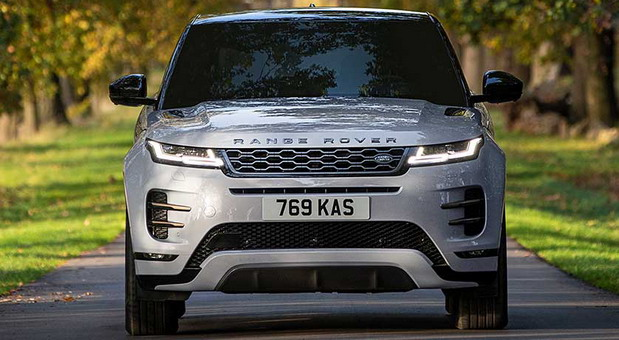 Range Rover British Motors