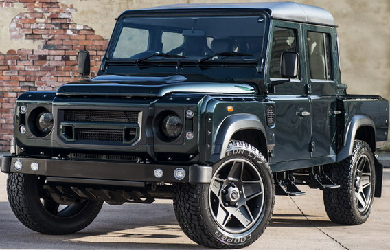 Defender 2.2 TDCI 110 Double Cab Pickup Chelsea Wide Track