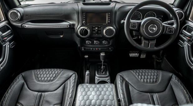 Chelsea Truck Company Military Edition Jeep Wrangler edition