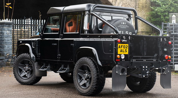 Chelsea Truck Company Defender 110 End Edition Pick Up