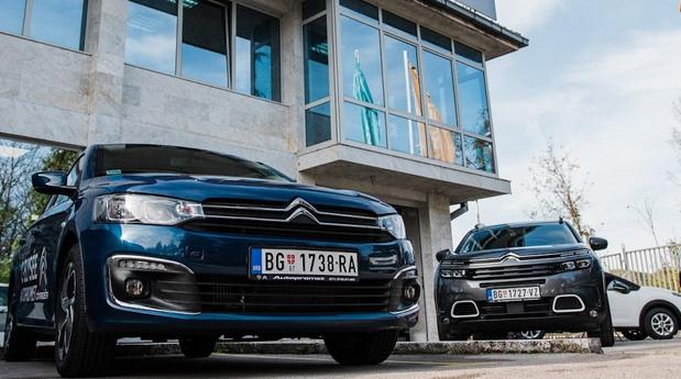 Citroen na Novom Beogradu – Autopromet