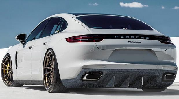 Porsche Panamera by DMC