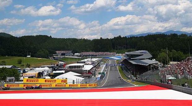 F1 Austrija