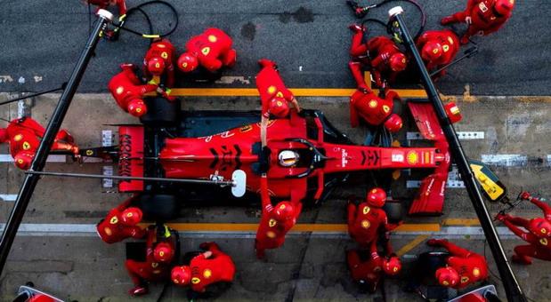 Ferrari F1 tim