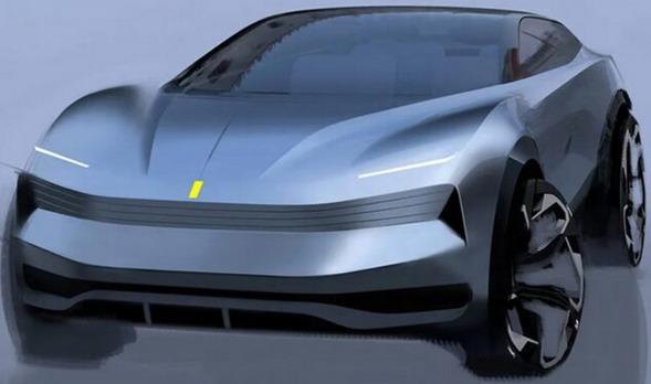 Ferrari EV SUV